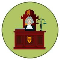 Hemförsäkring-rättshjälp-och-ansvarsförsäkring-domare